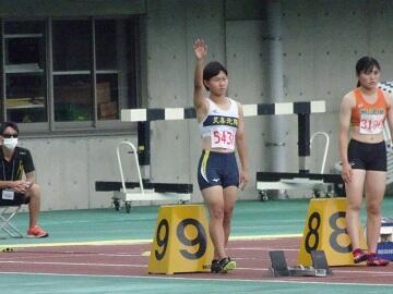 小川 100m 準決勝